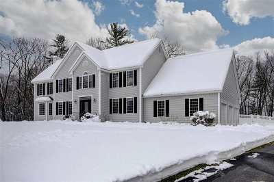 Windham Single Family Home Active Under Contract: 7 Cristy Road