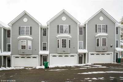 Belknap County, Carroll County, Cheshire County, Coos County, Grafton County, Hillsborough County, Merrimack County, Rockingham County, Strafford County, Sullivan County Condo/Townhouse For Sale: 10 Scribner Road #3