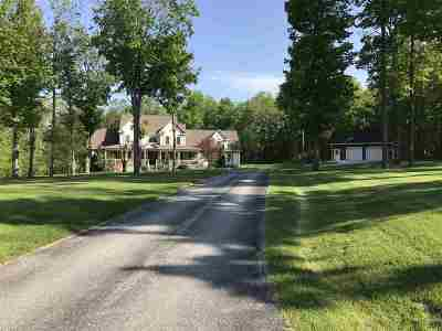 Swanton Single Family Home For Sale: 7 Maple Grove Estate