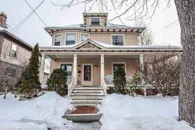 Manchester Single Family Home Active Under Contract: 309 Ash Street