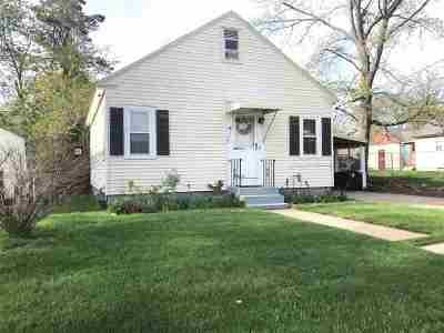 Nashua Single Family Home For Sale: 14 Blanchard Street