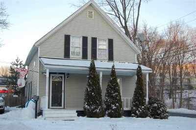 Derry Single Family Home For Sale: 20 Central Street