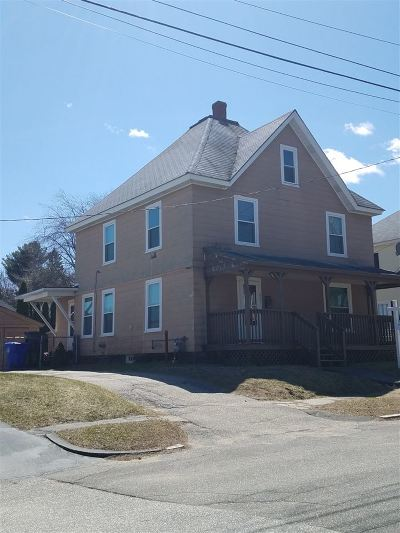 Manchester Single Family Home For Sale: 893 Clay Street