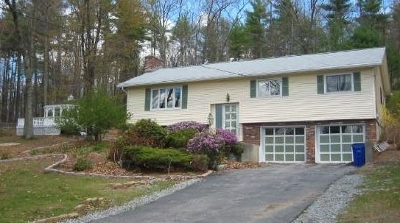 Goffstown Single Family Home For Sale: 245 Goffstown Back Rd. Road #245/4