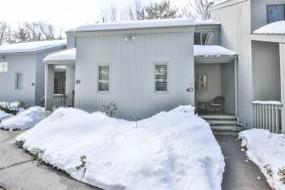 Condo/Townhouse For Sale: 40 Brookside Drive