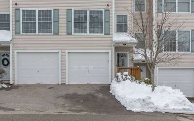 Hudson Condo/Townhouse Active Under Contract: 6a Intervale Court #A