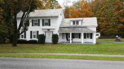 Poultney Single Family Home For Sale: 1375 East Main Street