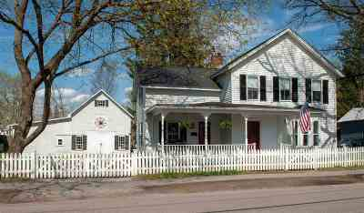 Essex Single Family Home Active Under Contract: 2 Church Street