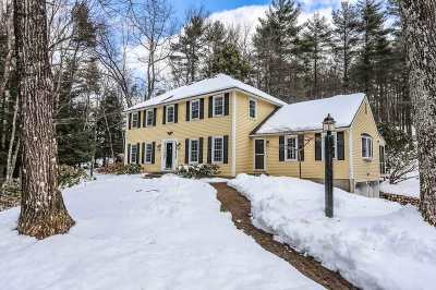 Bedford Single Family Home Active Under Contract: 49 Horizon Drive
