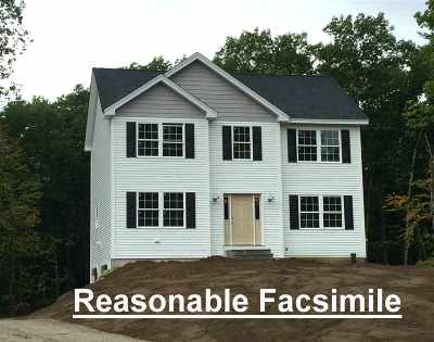 Concord NH Single Family Home For Sale: $329,999