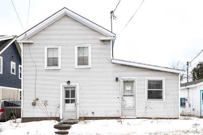 Winooski Single Family Home For Sale: 10 Stevens Street #A