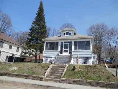 Laconia Single Family Home For Sale: 80 Baldwin Street