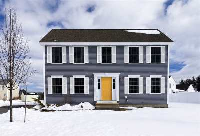 Concord NH Single Family Home For Sale: $259,999