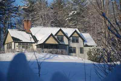 Merrimack County Single Family Home For Sale: 129 Old Coach Road