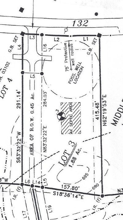 New Hampton Residential Lots & Land For Sale: Lot 3 Main Street