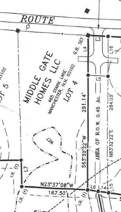 New Hampton Residential Lots & Land For Sale: Lot 4 Main Street