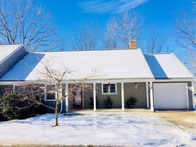 Belmont Single Family Home Active Under Contract: 4 Oak Drive