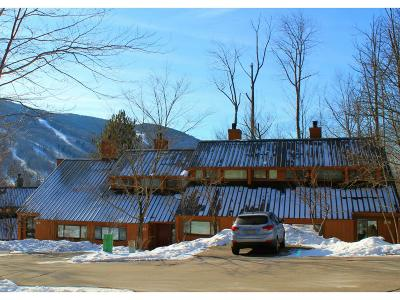 Mountain Club On Loon, South Peak Resort At Loon Mountain, Village Of Loon, Village Of Loon Mt. Rental For Rent: 25-2 Potash Drive #25-2