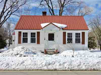Laconia Single Family Home Active Under Contract: 40 Edwards Street