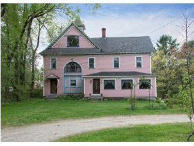 Londonderry Single Family Home For Sale: 145 Old Derry Road