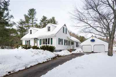 Strafford County Single Family Home Active Under Contract: 17 Old Stage Road