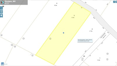 Carroll County Residential Lots & Land For Sale: 159 Ossipee Mountain Road