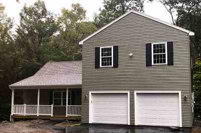 Carroll County Single Family Home For Sale: Melly (Lot 1) Lane
