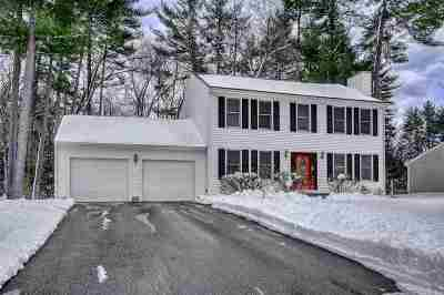 Merrimack Single Family Home For Sale: 4 Drake Lane