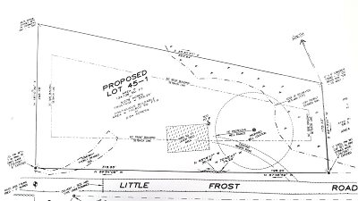 Hopkinton Residential Lots & Land For Sale: Little Frost Rd