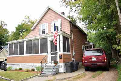 Laconia Single Family Home For Sale: 14 Olive Place