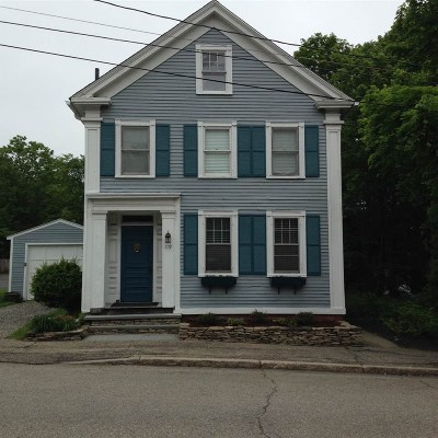 Portsmouth Single Family Home For Sale: 119 Summer Street