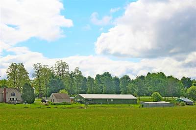 Addison County Single Family Home For Sale: 4440 Route 30 Road