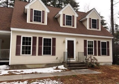Strafford County Single Family Home For Sale: 123 Micah Terrace