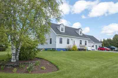 Orleans County Single Family Home For Sale: 1159 Bates Hill Road