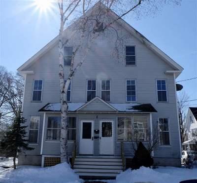 Merrimack County Rental For Rent: 71 Perley Street
