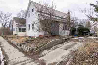 Chittenden County Single Family Home For Sale: 472 North Avenue