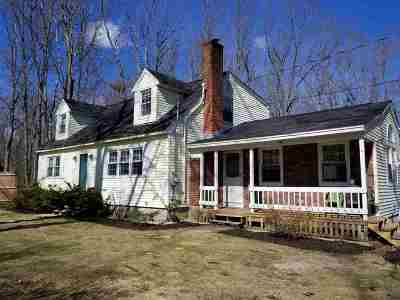 Merrimack Single Family Home For Sale: 49 Seaverns Bridge Road
