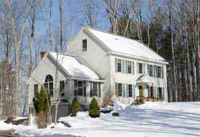 Kingston Single Family Home Active Under Contract: 23 Meadow Wood Road