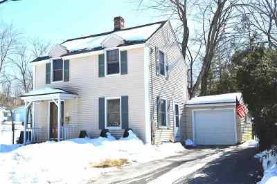 Nashua Single Family Home For Sale: 31 Orchard Avenue