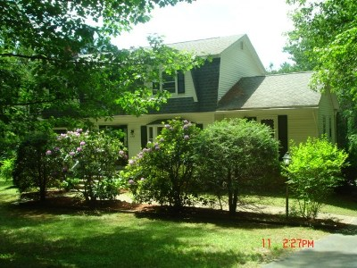 Windham Single Family Home For Sale: 148 Castle Hill Road