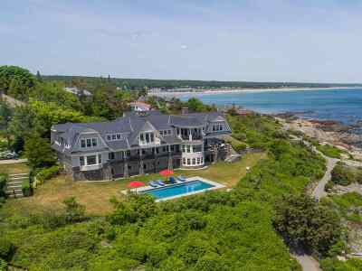 Ogunquit Single Family Home For Sale: 144 Frazier Pasture Road