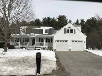 Londonderry Single Family Home For Sale: 6 William Drive