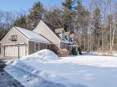 Goffstown Single Family Home Active Under Contract: 43 Coriander Way
