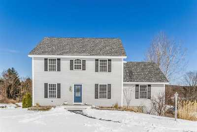Goffstown Single Family Home Active Under Contract: 8 Tyler Drive