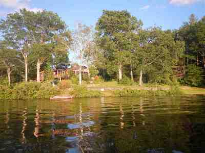 Belknap County Single Family Home For Sale: 62 Pond View Drive