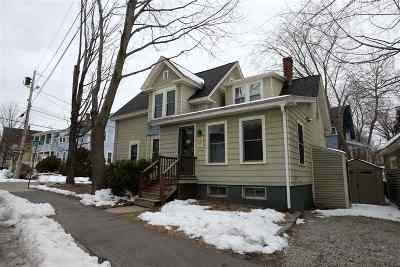 Concord NH Single Family Home For Sale: $240,000