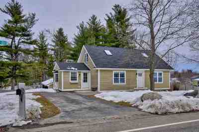 Hudson, Litchfield, Nashua, Londonderry Single Family Home For Sale: 17 Fordham Drive