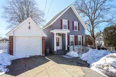 Manchester Single Family Home For Sale: 53 Arlington Street