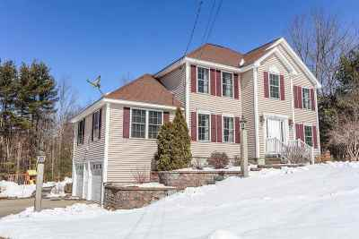 Goffstown Single Family Home Active Under Contract: 79 Maple Avenue