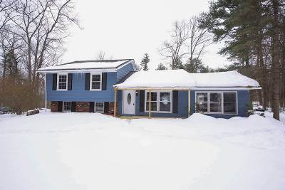 Londonderry Single Family Home For Sale: 75 Hall Road